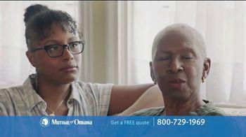 Mutual of Omaha Guaranteed Whole Life Insurance Policy TV Spot, 'Final Expenses' - Thumbnail 4