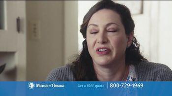Mutual of Omaha Guaranteed Whole Life Insurance Policy TV Spot, 'Final Expenses' - Thumbnail 5