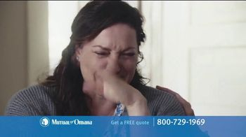 Mutual of Omaha Guaranteed Whole Life Insurance Policy TV Spot, 'Final Expenses' - Thumbnail 7