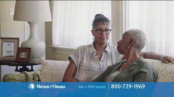 Mutual of Omaha Guaranteed Whole Life Insurance Policy TV Spot, 'Final Expenses' - Thumbnail 9