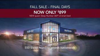 Sleep Number Fall Sale TV Spot, '360 c2 Smart Bed' - Thumbnail 9