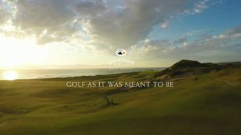 Bandon Dunes Golf Resort TV Spot, 'Golf as It Was Meant to Be' - Thumbnail 8