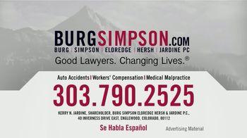 Burg Simpson TV Spot, 'Careless Driver' - Thumbnail 5