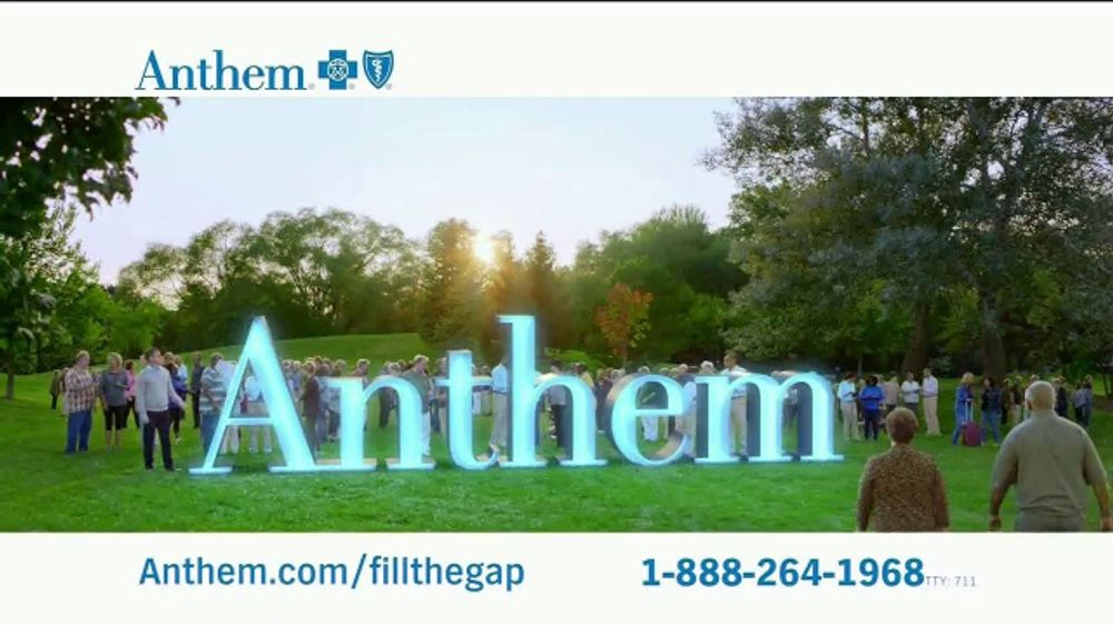 Anthem Blue Cross and Blue Shield TV Commercial, 'Fill the ...