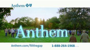 Anthem Blue Cross and Blue Shield TV Spot, 'Fill the Gaps'