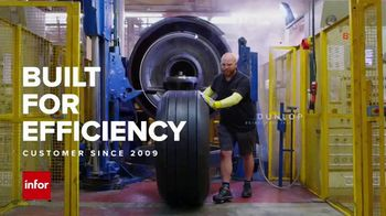 Infor TV Spot, 'Dunlop Tires: Ready for Tomorrow With Infor' Song by The TVC - Thumbnail 2