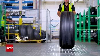 Infor TV Spot, 'Dunlop Tires: Ready for Tomorrow With Infor' Song by The TVC - Thumbnail 6