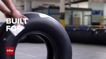 Infor TV Spot, 'Dunlop Tires: Ready for Tomorrow With Infor' Song by The TVC - Thumbnail 7