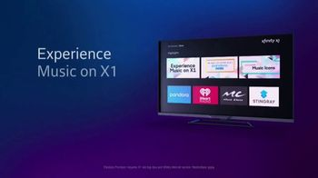 XFINITY X1 TV Spot, 'Experience Music on X1' Song by Sofi Tukker - Thumbnail 9