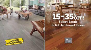 Lumber Liquidators TV Spot, 'The Beauty of Hardwood'