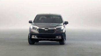 Honda Ridgeline TV Spot, 'Weekend Warriors' [T1] - Thumbnail 1