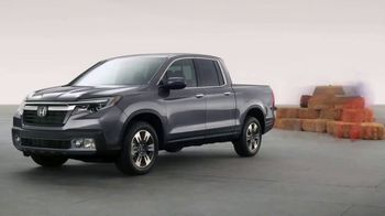 Honda Ridgeline TV Spot, 'Weekend Warriors' [T1]