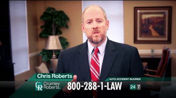 Crumley Roberts TV Spot, 'It's What We Do' - Thumbnail 2