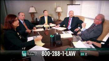 Crumley Roberts TV Spot, 'It's What We Do' - Thumbnail 4
