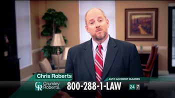 Crumley Roberts TV Spot, 'It's What We Do' - Thumbnail 8