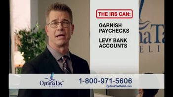 Optima Tax Relief TV Spot, 'Don't Mess With the IRS'