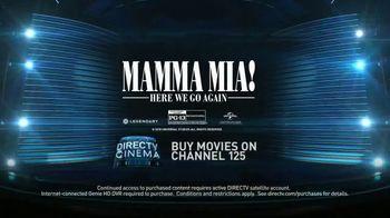 DIRECTV Cinema TV Spot, 'Mamma Mia! Here We Go Again' - Thumbnail 10
