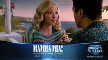 DIRECTV Cinema TV Spot, 'Mamma Mia! Here We Go Again' - Thumbnail 2
