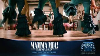 DIRECTV Cinema TV Spot, 'Mamma Mia! Here We Go Again' - Thumbnail 3