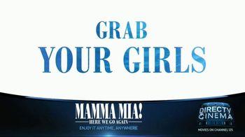 DIRECTV Cinema TV Spot, 'Mamma Mia! Here We Go Again' - Thumbnail 4