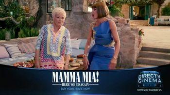 DIRECTV Cinema TV Spot, 'Mamma Mia! Here We Go Again' - Thumbnail 7