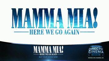 DIRECTV Cinema TV Spot, 'Mamma Mia! Here We Go Again'