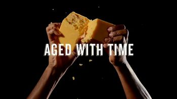 Tillamook Cheddar Cheese TV Spot, 'Aged With Time, Not Shortcuts'