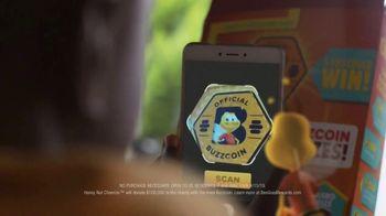 Honey Nut Cheerios Good Rewards TV Spot, 'Buzzcoin' - Thumbnail 8
