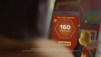 Honey Nut Cheerios Good Rewards TV Spot, 'Buzzcoin' - Thumbnail 9