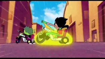 Teen Titans Go! To the Movies Home Entertainment TV Spot
