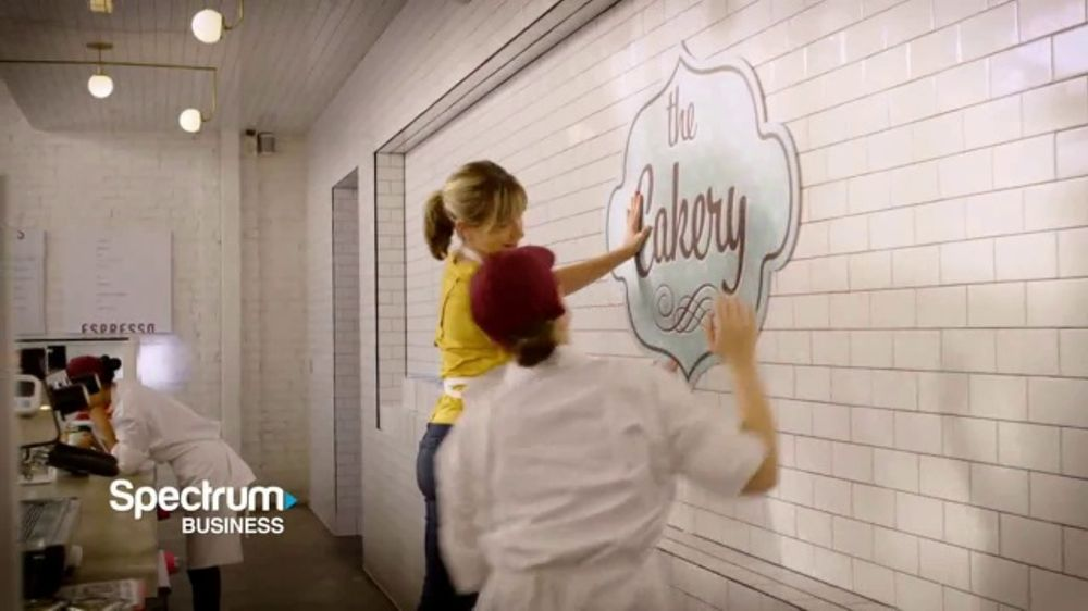 Spectrum Business TV Commercial, 'Bakery: Tight Margins'