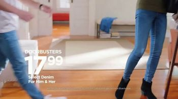 JCPenney Super Saturday Sale TV Spot, 'Sweaters and Denim' Song by Redbone - Thumbnail 6