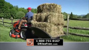 DR Power Equipment Leaf and Lawn Vacuum TV Spot, 'Powerful' - Thumbnail 5