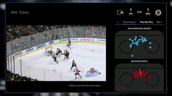 XFINITY X1 NHL Center Ice TV Spot, 'Pro Fan' - Thumbnail 5