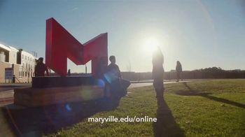 Maryville University Online TV Spot, 'You Are Brave'