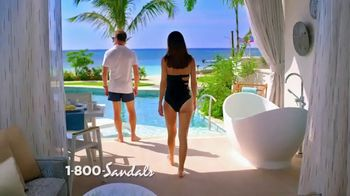 Sandals Resorts TV Spot, 'You Can Do Anything' - Thumbnail 2