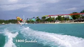 Sandals Resorts TV Spot, 'You Can Do Anything'