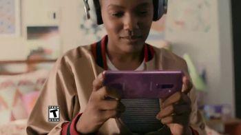 Samsung Galaxy TV Spot, 'Elevar a mismo nivel' con Travis Scott, Ninja [Spanish] - 14 commercial airings