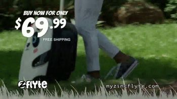 Zinc Flyte TV Spot, 'Scooter and Travel Bag' Featuring Kevin Harrington - Thumbnail 9