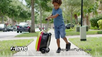 Zinc Flyte TV Spot, 'Scooter and Travel Bag' Featuring Kevin Harrington