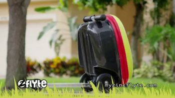 Zinc Flyte TV Spot, 'Scooter and Travel Bag' Featuring Kevin Harrington - Thumbnail 6