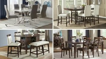 Rooms to Go TV Spot, 'New Dining Set' - Thumbnail 10