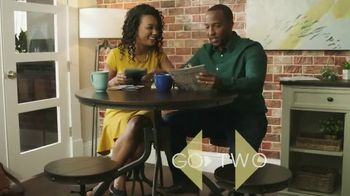 Rooms to Go TV Spot, 'New Dining Set' - Thumbnail 3