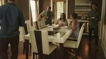 Rooms to Go TV Spot, 'New Dining Set'