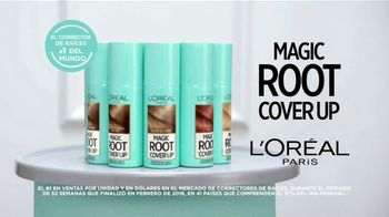 L'Oreal Paris Magic Root Cover Up TV Spot, 'La familia Roots' [Spanish] - Thumbnail 8