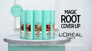 L'Oreal Paris Magic Root Cover Up TV Spot, 'La familia Roots' [Spanish] - Thumbnail 8