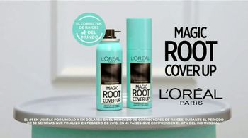 L'Oreal Paris Magic Root Cover Up TV Spot, 'La familia Roots' [Spanish] - Thumbnail 4