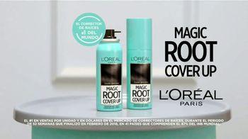 L'Oreal Paris Magic Root Cover Up TV Spot, 'La familia Roots' [Spanish] - Thumbnail 4