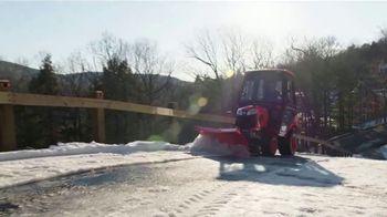 Kubota BX Series Tractors TV Spot, 'Snow Removal' - Thumbnail 1