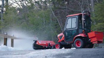 Kubota BX Series Tractors TV Spot, 'Snow Removal' - Thumbnail 4